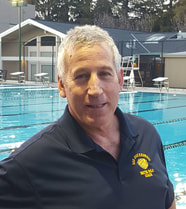 Image of coach Ron Usher, swimming and water polo coach, 40 years of experience